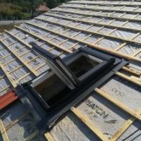 Ugradnja krovnih prozora
